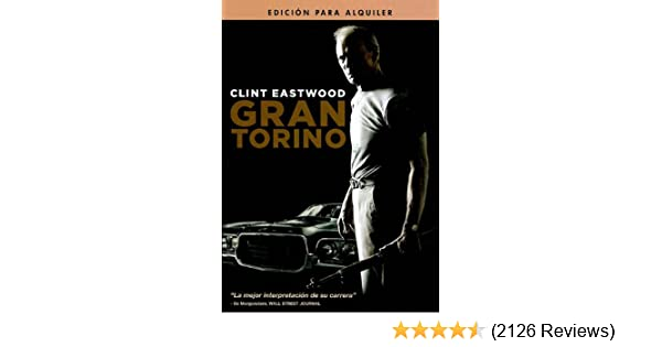 Amazon.com: Gran Torino (Import Movie) (European Format - Zone 2) (2009) Clint Eastwood; Cory Hardrict; Geraldine Hughe: Movies & TV