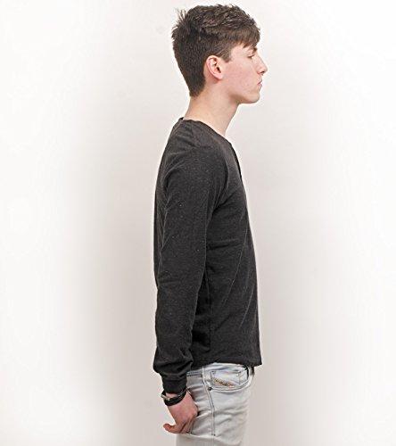Scotch & Soda Longsleeve T-Shirt black schwarz 15010250009 NEU new shirt