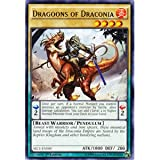 Yu-Gi-Oh! - Dragoons of Draconia (SECE-EN000) - Secrets of Eternity - 1st Edition - Rare