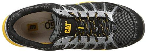 Black Athletic Oxford Comp Work Flex Toe Men's Caterpillar 0qP8BwX