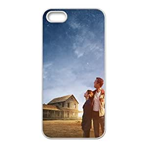 iPhone 5 5s Cell Phone Case White Interstellar New Film Poster Art Nolan Uipyj