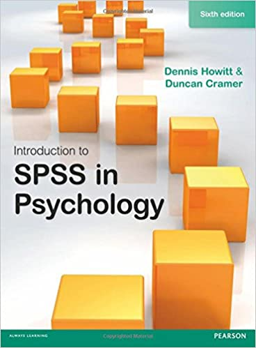 Buy Introduction to SPSS in Psychology Book Online at Low Prices in
