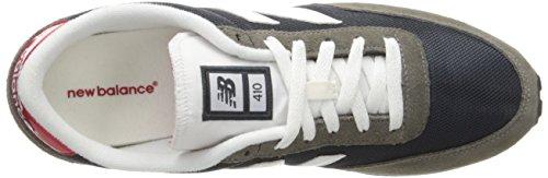 New Balance - U410QT - U410QT - Farbe: Dunkelblau-Grau-Weiß - Größe: 40.5