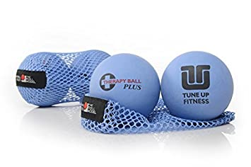 Amazon.com: Yoga Tune Up Therapy Balls PLUS size with Tote ...