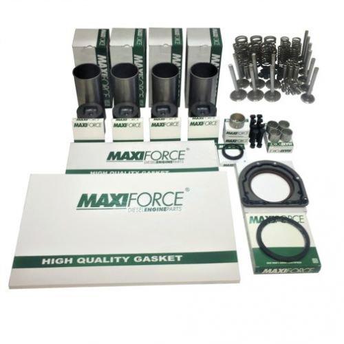 Engine Rebuild Kit with Valve Train - Less Bearings Massey Ferguson 33 6500H 194 690 60H 394 290 50F 283 275 50HX 11 3060 300 383 390 294 Allis Chalmers 175 816B 816 840 Perkins A4.248 -  All States Ag Parts