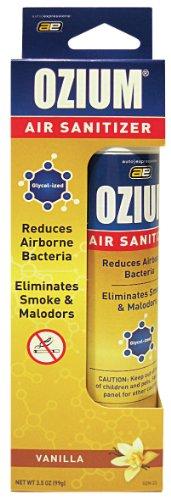 Ozium OZM-23 3.5 oz Air Sanitizer Spray, Vanilla, 1 Pack