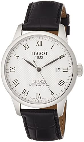 Tissot Men's Le Locle Swiss Automatic Stainless Steel Dress Watch T0064071603300