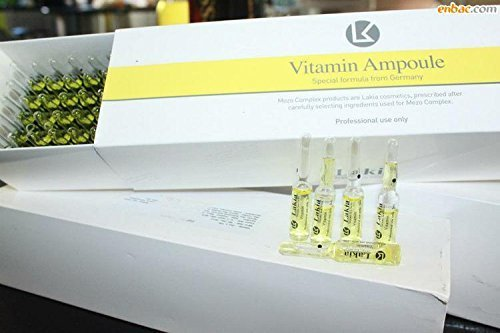 Lakia Multi Vitamin Ampoule 2ml X 10-anti Aging, Whiten S...