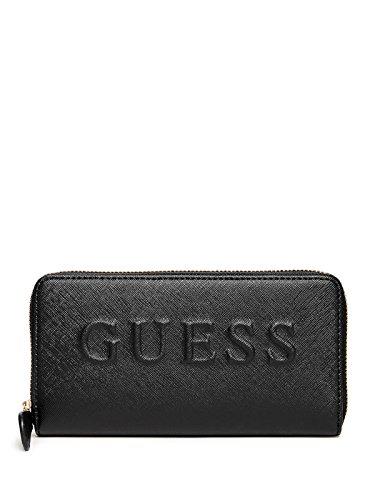 GUESS Factory Women's Laken Zip-Around Wallet - Guess Purses Wallets