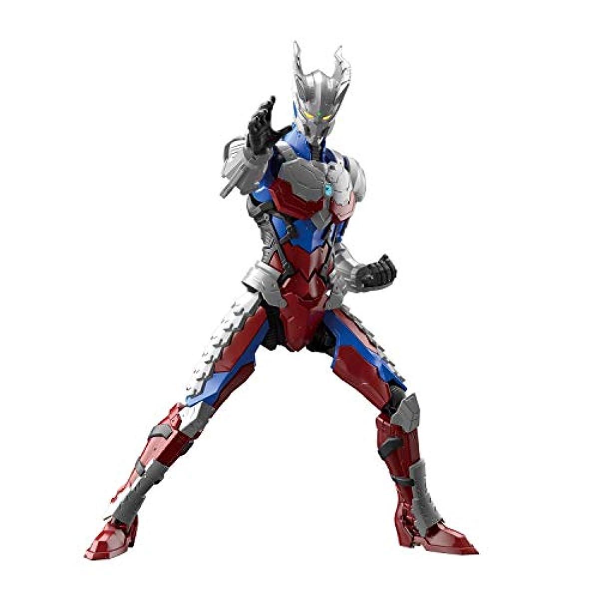 [해외] 피규어 라이즈 스탠다드 ULTRAMAN(울트라맨) SUIT ZERO -ACTION- 1/12스케일 색분할 프라모델