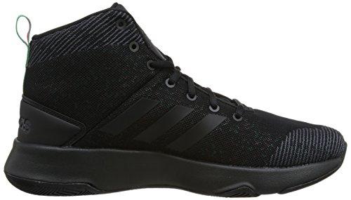 Adidas CF Executor Mid, Zapatillas de Baloncesto para Hombre, Negro (Negbas/Negbas/Carbon 000), 43 1/3 EU adidas