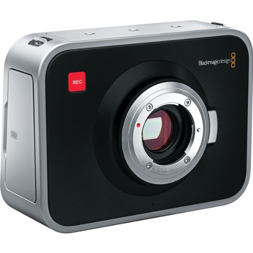 Blackmagic Design Cinema Camera MFT | 2.5K Image Sensor MFT Lens Mount by Blackmagic Design