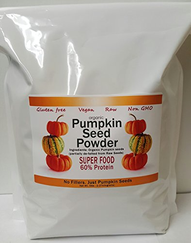 Pumpkin Seed Protein Powder - Organic- 5 lbs by Seed Oil Company (Image #4)