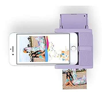 prynt Impresora Pocket para iPhone Lavende: Amazon.es ...