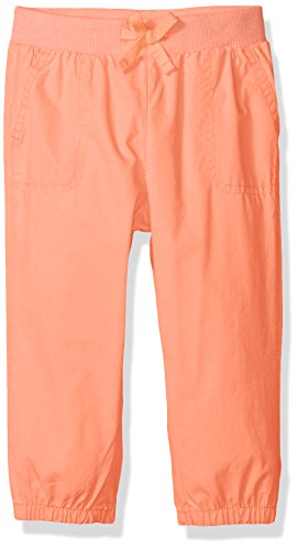 The Childrens Place Baby-Girls Sweet Lil Skinny Pants, Coral Rocket, 18-24 months