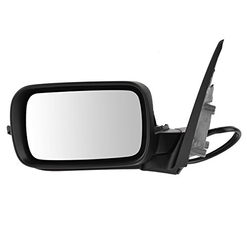 Mirror Power Folding Heated Driver Side for BMW E46 3 Series Sedan Wagon -