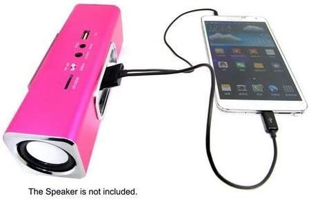 Goliton/® 30pin Micro USB cavo adattatore audio da 3,5/mm per Samsung//iphone//ipod//ipad//sony//lg//nokia//htc