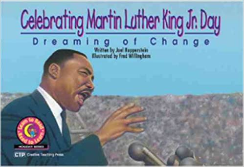Celebrating Martin Luther King Jr Day Dreaming Of Change Learn To