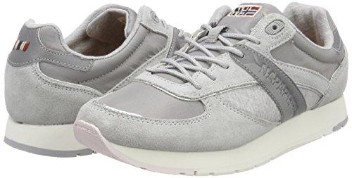 Grey Donna Rabina Sneaker Napapijri Grau lt vn1q6fWYR