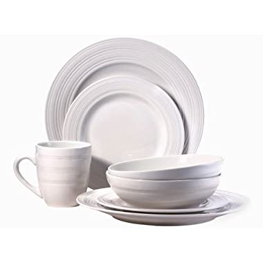 Thomson Pottery Sphere 16 PC Dinnerware Set Service For 4