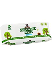 Pogi's Grooming Wipes - Hypoallergenic Pet Wipes for Dogs & Cats - Plant-Based, Earth-Friendly, Deodorizing Dog Wipes