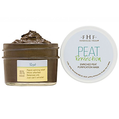 Farmhouse Fresh Peat Perfection mask