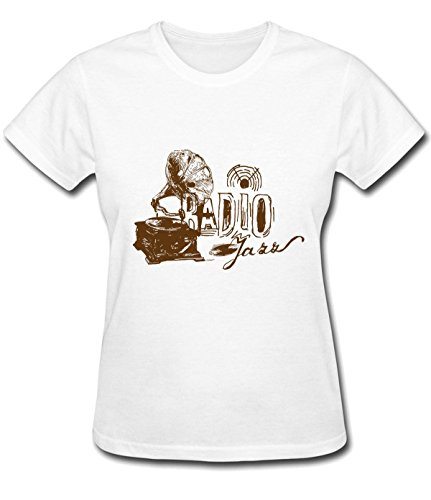 yigenvren-women-lady-elements-of-life-retro-radio-jazz-fashion-t-shirt-xl-white