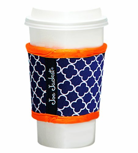 Joe Jacket Neoprene Drink Insulator, Coffee Sleeve, Cup Grip