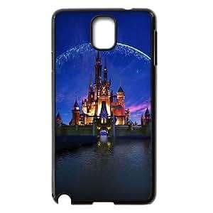 YUAHS(TM) Unique Phone Case for Samsung Galaxy Note 3 N9000 with Disney castle YAS390688