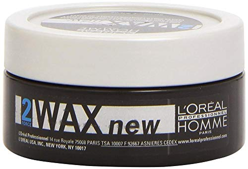 (L'oreal Force 2 Wax Definition Wax for Men, 1.7 Ounce )
