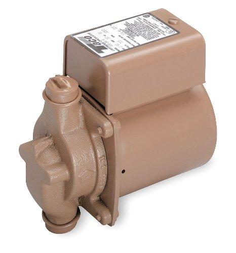 Hot Water Circulator Pump, 1/40 HP, 230V