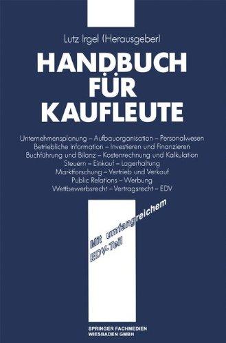 Handbuch für Kaufleute
