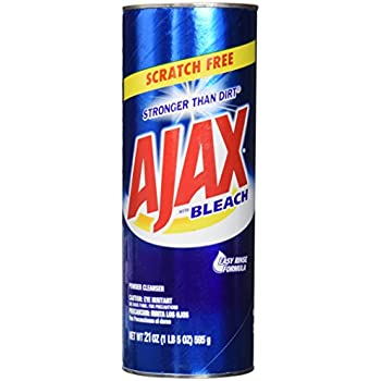 Amazon.com: Ajax Powder Cleanser with Bleach, 14 oz (396 g ...