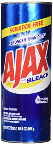 Ajax All-Purpose Powder Cleaner With Bleach 21 oz ()