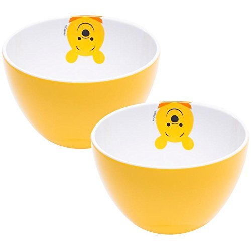 Winnie the Pooh Cereal Bowls Set of 2 by Zak Designs