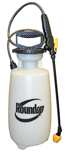 Roundup 190473 Multi-Purpose Sprayer for Killing Weeds and Insects and Cleaning, 1 Gallon
