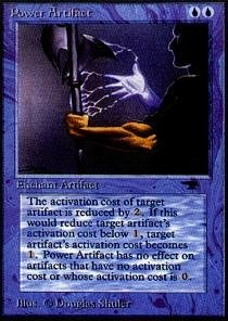 Magic: the Gathering - Power Artifact - Antiquities