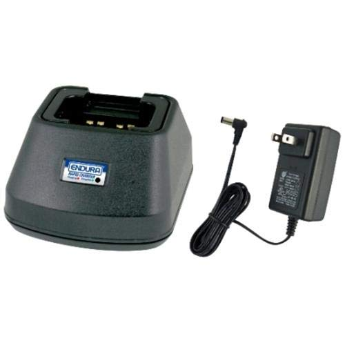 Power Products Single Slot Desktop Charger with Replaceable Pod for Midland STP-105B and STP-404A Li-Ion and LiPo Batteries