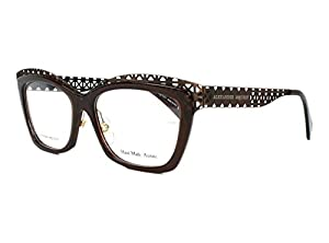 Optical frame Alexander McQueen Acetate Choco (AMQ4267 ODV)