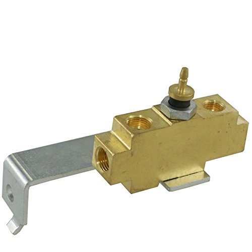 Eckler's Premier Quality Products 25-162822 Corvette Brake Proportioning Valve by Premier Quality Products