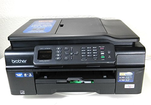 Brother Wireless All In One Printer MFC J475DW