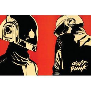 Daft Punk - Posters - Domestic