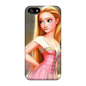 High Quality Shock Absorbing Case For Iphone 6(4.7)-rapunzel Tangled Beautiful Faces