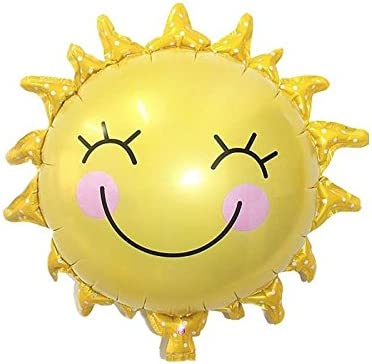 Ballon Ballon Gonflable Sun Fête Party Baby Shower Anniversaire