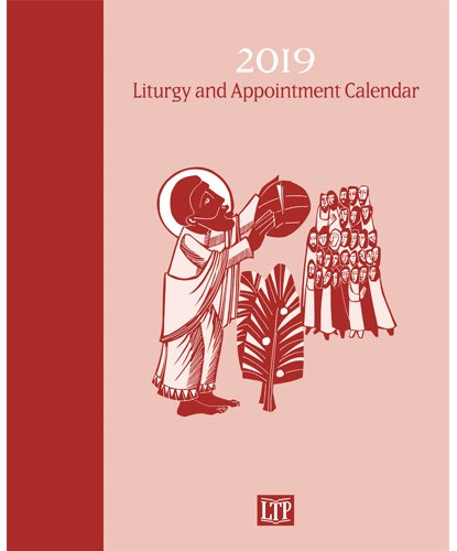 - Liturgy and Appointment Calendar 2019