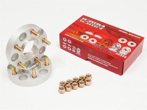 Ichiba WS-25511456A Version II Wheel Spacer (5x114.3 (15mm Spacer Width Studs)