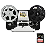 """Best Wolverine Photo Scanner For Macs - 8mm Roll Film & Super8 Roll Film Reels(5""""&3"""") Review"""