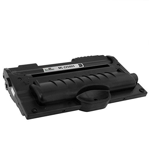 Ml 2250d5 Compatible Black Laser (Speedy Inks - Compatible Laser Cartridge ML-2250D5 Black Toner for use in Samsung ML-2250 & ML-2251 Printers for use in Samsung ML-2250, Samsung ML-2251N, Samsung ML-2251NP, Samsung ML-2251W)