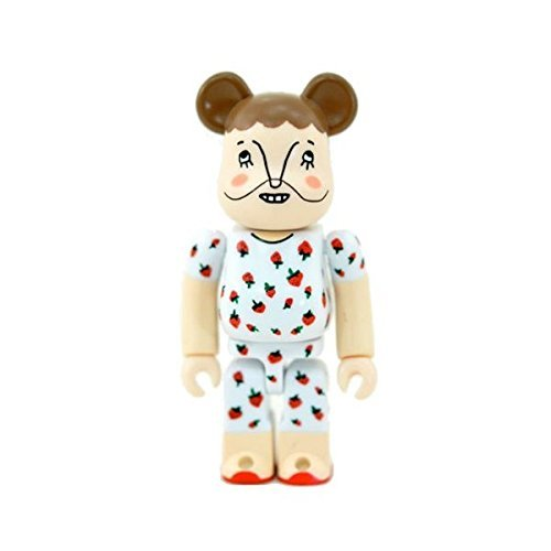BE @ RBRICK Bearbrick SERIES23 ARTIST back MUVEIL (japan import)