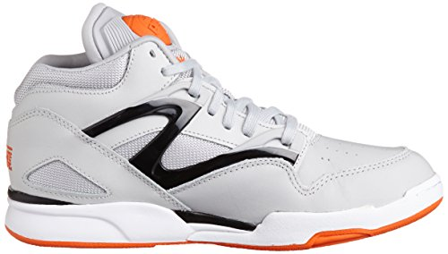 Omni White Reebok homme Lite Baskets Swag mode Pump Orange Gris Black Steel wwrPTx5q
